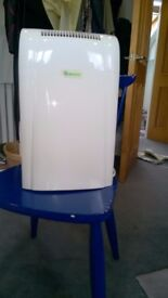 Dehumidifier, Meaco, Small House, Used, but as new. Removes 10 litres per day. 240 V