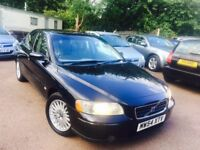 Volvo S60 ..d5 auto full history nationwide delivery 1395