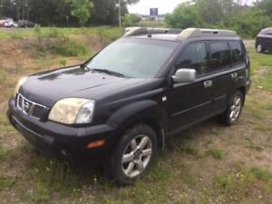 2005 Nissan X-Trail SE AWD $1400 as traded