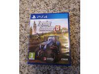 PS4 - Farm Simulator 2015