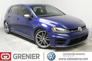 2017 Volkswagen Golf R TECH+19''+DSG+292HP