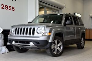 2016 Jeep Patriot HIGH ALTITUDE CUIR+4X4+TOIT!!