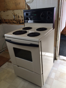 "24"" Electric stove"