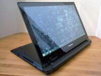 Lenovo flex 2 15 full hd i3 1.9 ghz 4gb 500gb hdd