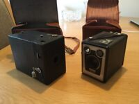 Two vintage cameras for one