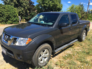 2013 Nissan Frontier SV 4x4 long box