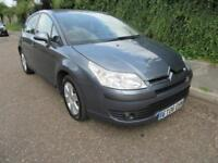 2006 CITROEN C4 1.6HDI 16V SX MANUAL DIESEL 5 DOOR HATCHBACK