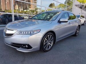 Acura TLX Elite Package 2015