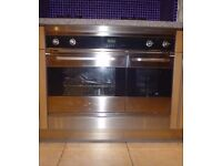 Britannia 90cm Stainless Steel Double Oven