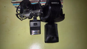 Canon AE1 in mint condition