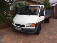 1993 Ford Transit Banana Engine Recovery Truck