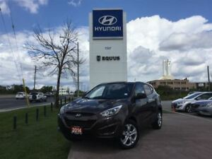 2014 Hyundai Tucson GL - BT, CRUISE CTRL, TRACTION CTRL