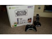 Xbox 360 320gb kinect limited edition with 16 games