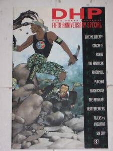 Dark Horse Presents Fifth Anniversary Special 1st TPB comic book