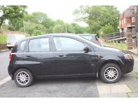 cheapest car Daewoo KALOS 2005 CLEAN CAR BLACK 5 DOOR