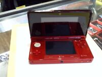 NINTENDO 3DS HANDHELD CONSOLE