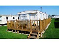 3 Bedroom 8 Berth Caravan To Rent at Golden Palm Resort Chapel St Leonards