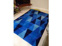 Roche Bobois Luxury carpet 235 x 170 Handmade in Paris