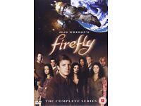 Firefly Full Series DVD Box Set