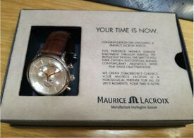 Maurice La Croix - Phase De Lune - LC6078-SS001-131 - Swiss Watch