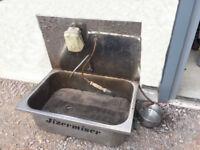 Stainless Steel Parts Washer jizermiser