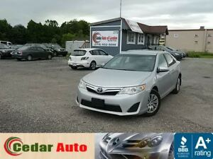 2014 Toyota Camry LE - Local Trade - Back to School Special