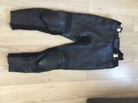 Frank Thomas leathers 2 piece
