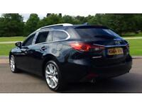 2014 Mazda 6 2.2d (175) Sport Nav 5dr Manual Diesel Estate