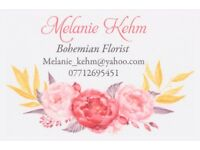 Qualified Florist Available