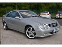 2002 Mercedes Benz CLK 320 Avantgarde 2dr Tip Auto 2 door Coupe