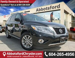 2016 Nissan Pathfinder SV Accident free!