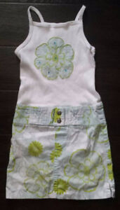 Summer clothing for toddler girl size 4/5T