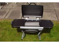 Fully portable Gas BBQ by Firenza. New never used. Still in carry case.