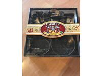 Pirate treasure set of 5 cookie cutters new boxed