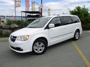 2016 Dodge GRAND CARAVAN Crew Plus (ONLY 17000 KMS, LEATHER, REV