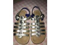 Mini Boden Girls Sandals