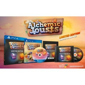Alchemic Jousts Limited Edition For PS4