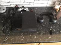 Ps4 and wireless turtle beach headset
