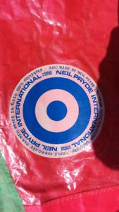 7.7m Neil Pryde sail
