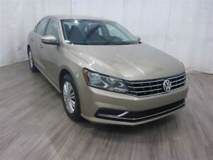 2016 Volkswagen Passat 1.8 TSI Trendline Bluetooth Rear Camera