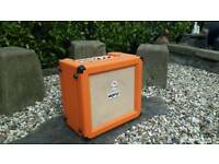ORANGE TINY TERROR COMBO VALVE AMPLIFIER