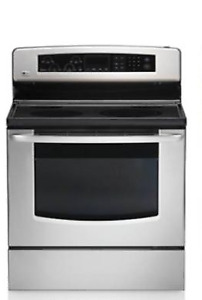 LG Stainless Steel Electric Range / Convection Oven (LSB5611ss)