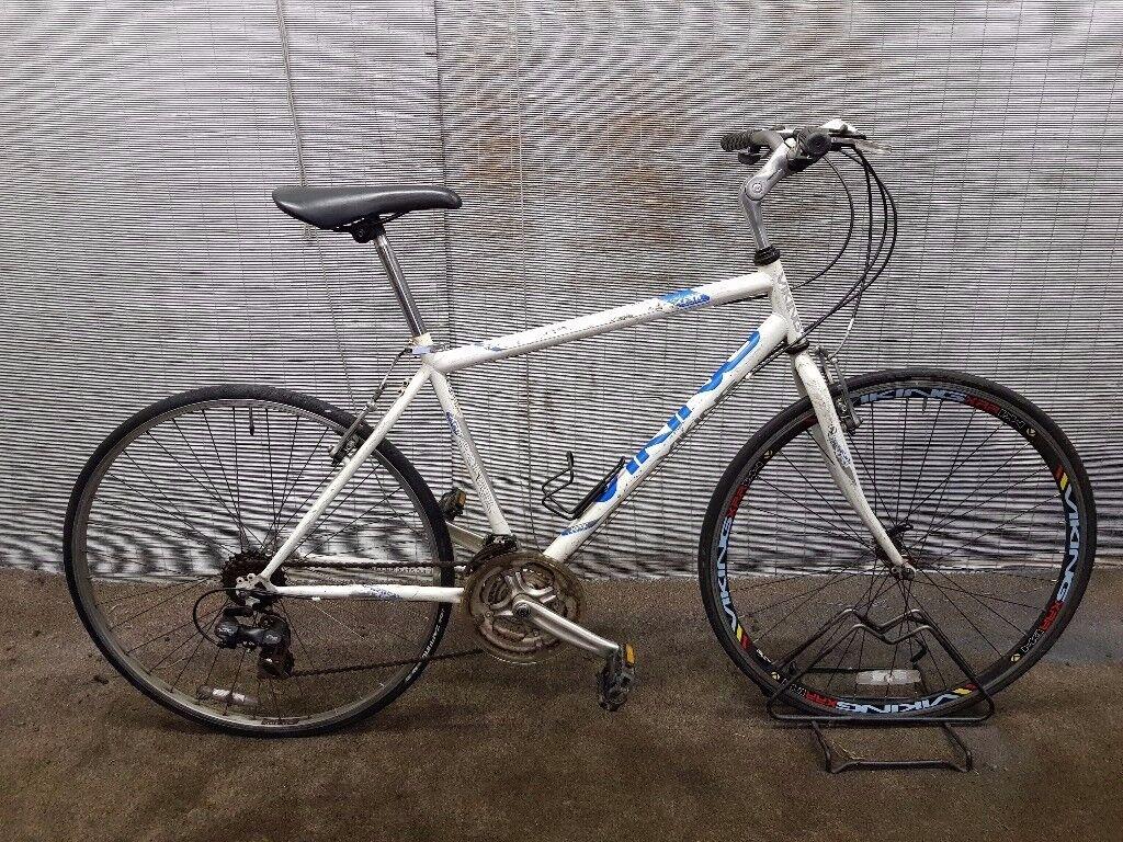 Mens road/hybrid bike VIKING XRT FINETRAIL Frame 19\