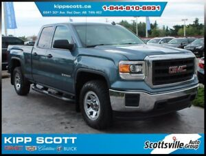 2014 GMC Sierra 1500 WT, 4x4, Cloth, Side Steps, Bluetooth