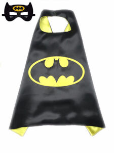 Kids' Superhero Capes with Mask
