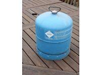 Empty 907 camping gaz bottle