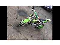 50cc Mini Moto px avilable