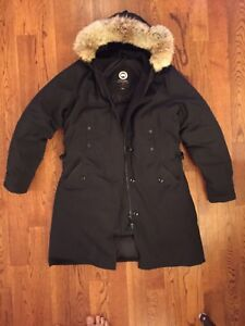 Canada Goose Long Winter Coat