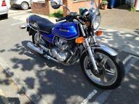 Classic Honda CB650Z 1980 in very good Condition