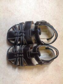 Boys Sandals Infant Size 6